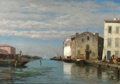 Max MONIER de la SIZERANNE (? -1907)