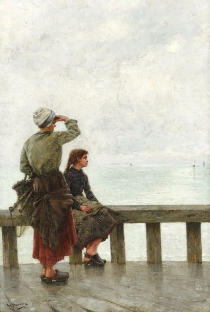 Georges Jean-Marie HAQUETTE (1854-1906)