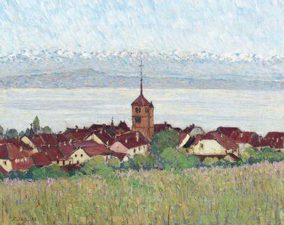 François JAQUES (1877-1937)