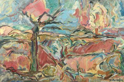 Alkis PIERRAKOS (1920)