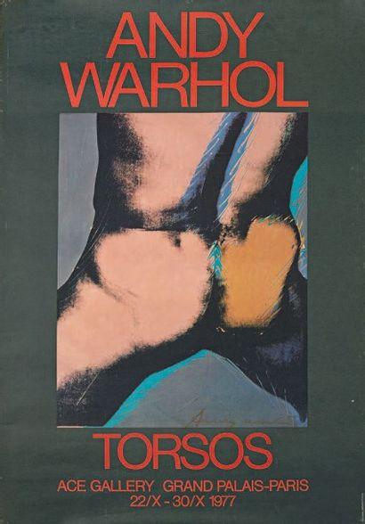 D'après Andy WARHOL
