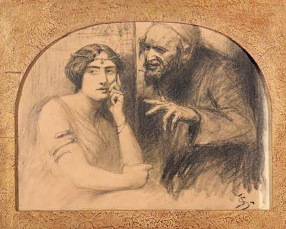 Jan STYKA (Lviv 1858 - Rome 1925)