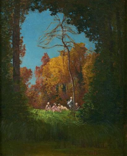 Édouard PAÏL (1851-1916)