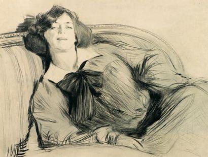 Edgard CHAHINE (1874-1947)
