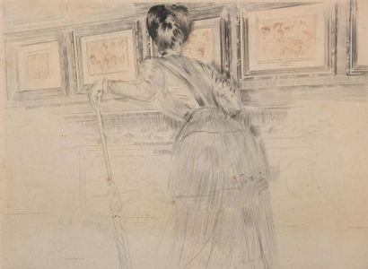 Paul César HELLEU (1859-1927)