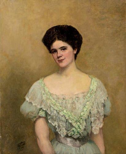 Felix POSSART (Berlin 1837 - Ebenda 1928)
