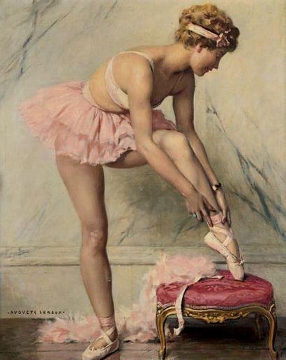 Auguste LEROUX (1871-1954)