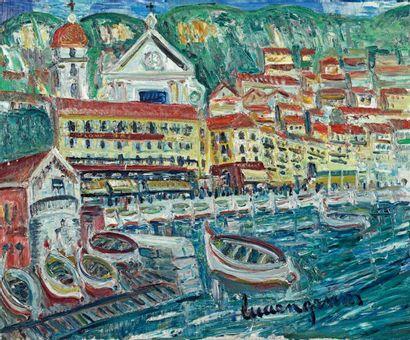 Lucien GENIN (1894-1953)