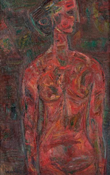 David LAN-BAR (1912-1987)