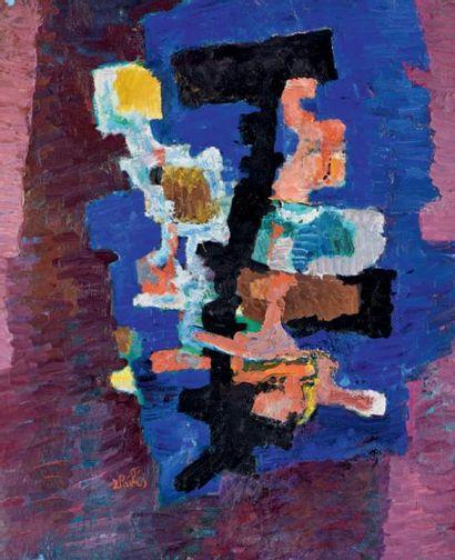 Isaac PAILES (Kiev 1895 - Paris 1978)