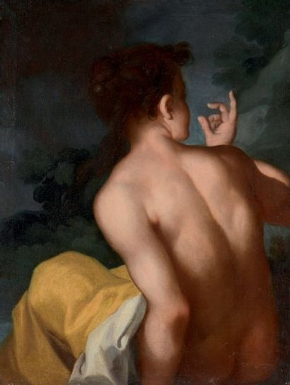 Attribué à Abraham BLOEMAERT (1564-1651)