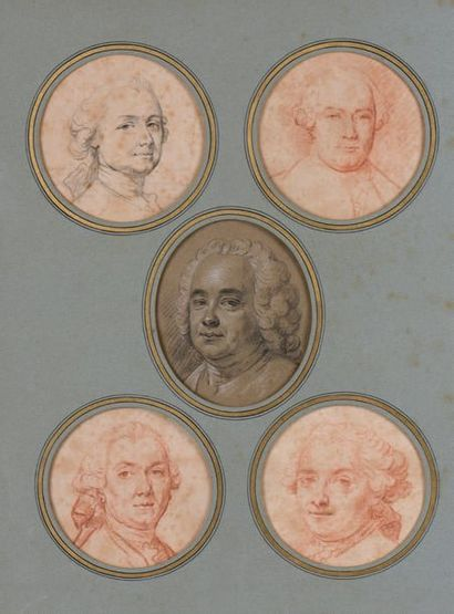 Attribué à Hubert DROUAIS (1699-1767)