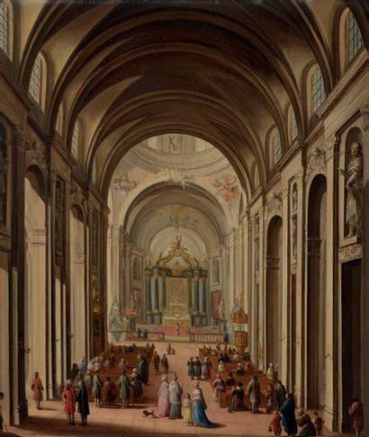 °Johann Ludwig Ernst MORGENSTERN (Rudolstadt 1738 - Francfort-sur-le-Main 1819)