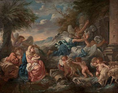 Jean-Jacques LAGRENÉE dit le jeune (Paris 1739-1821)