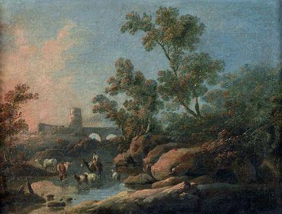 Jean PILLEMENT (Lyon 1728-1808)