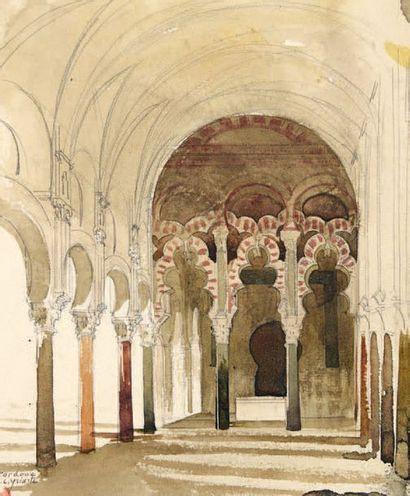 Ecole Francaise vers 1840