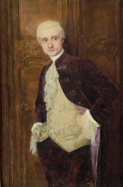 Gustave COURTOIS (Pusey 1852 - Paris 1923)