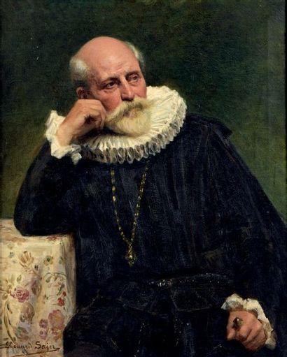 Édouard-Alexandre SAIN (1830-1910)