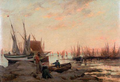 Théophile Louis DEYROLLE (1844-1923)