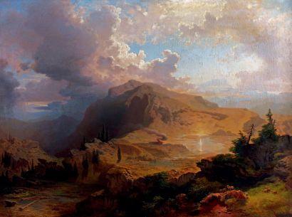 Heinrich HEINLEIN (Weilburg 1803 - Munich 1885)