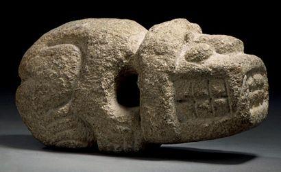 Sculpture représentant un jaguar Le félin...