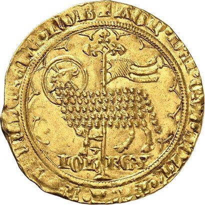 JEAN LE BON (1350-1364). Mouton d'or émis...
