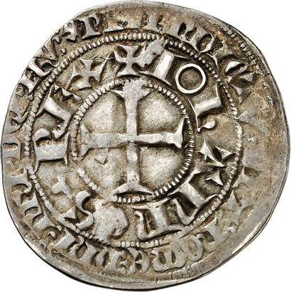 JEAN LE BON (1350-1364). Gros d'argent au...
