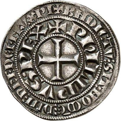 PHILIPPE III LE HARDI (1270-1285). Gros tournois....