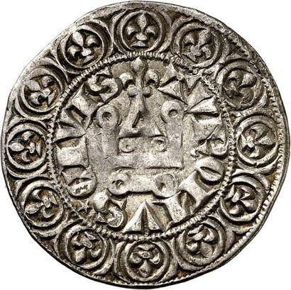 PHILIPPE IV LE BEL (1285-1314). Gros tournois...