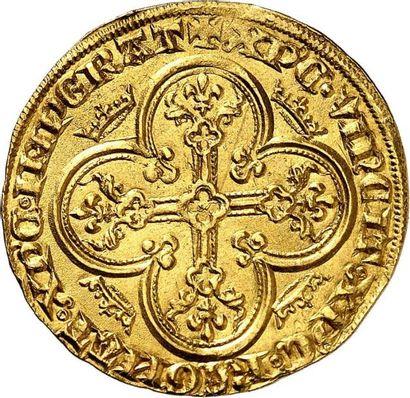 CHARLES IV LE BEL (1322-1328). Royal d'or....