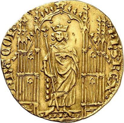 PHILIPPE VI DE VALOIS (1328-1350). Royal...