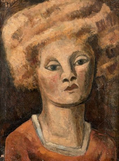 Marcel GROMAIRE (1882-1971)