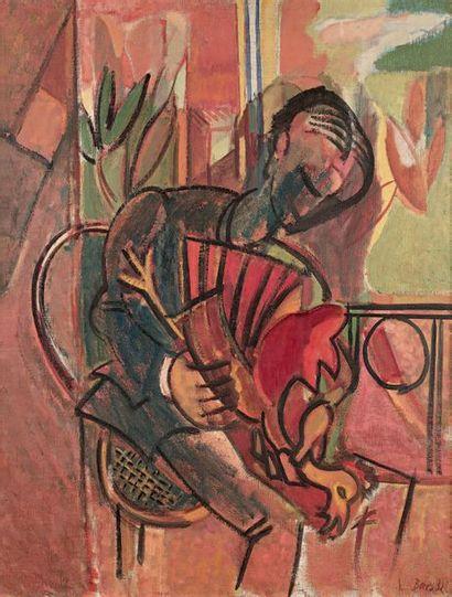 Francisco BORES (1898-1972)