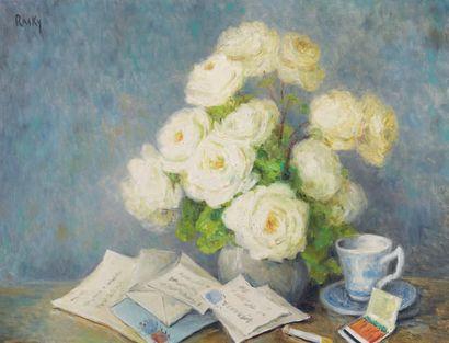 Marie Madeleine de RASKY (1897-1982)