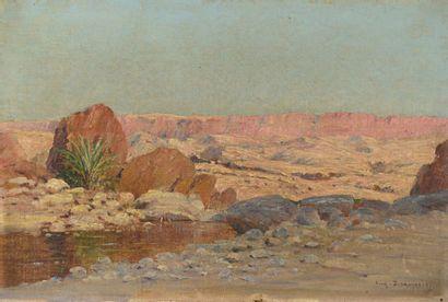 Eugène DESHAYES (Alger 1868-1939)