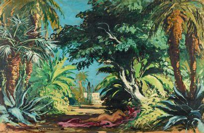Josué GABORIAUD (1883-1955)