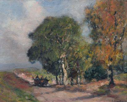 Fernand MAILLAUD (1863-1948)