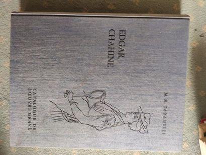 Edgar CHAHINE - M.R. Tabanelli, Edgar Chahine....