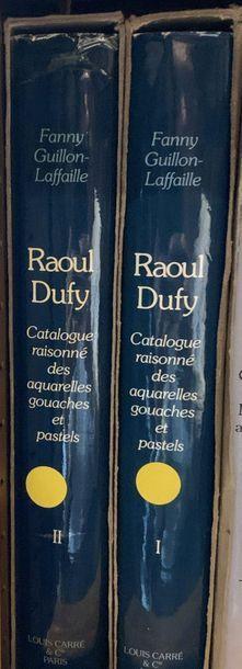 Raoul DUFY - Fanny Guillon-Laffaille, Raoul...
