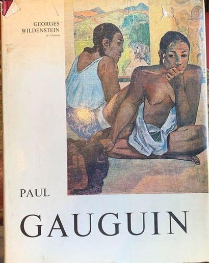Paul GAUGUIN - Georges Wildenstein, Paul...