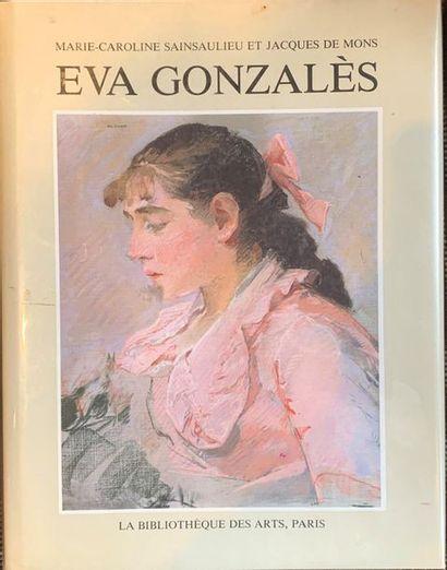 Eva GONZALES - Marie Caroline Sainsaulieu,...