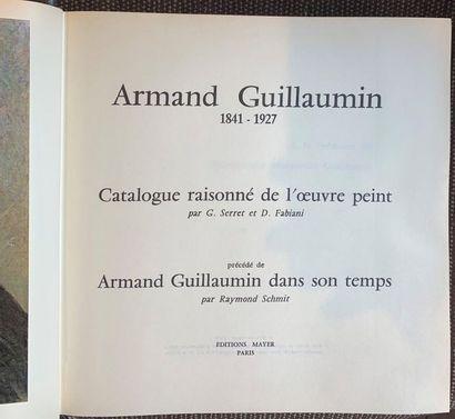 Armand GUILLAUMIN - G.Serret, D.Fabiani,...