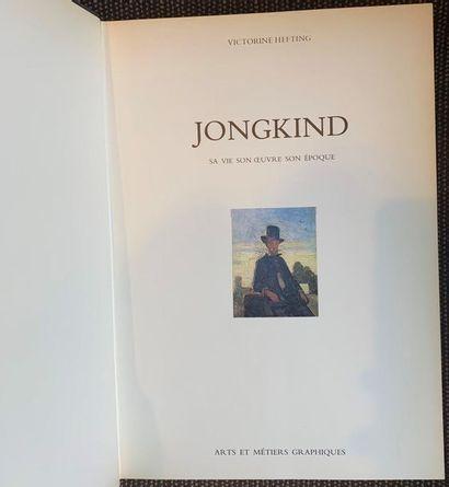 Johan Barthold JONGKIND - Victorine Hefting,...