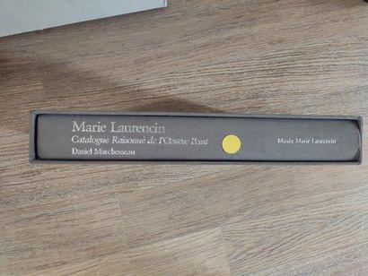 Marie LAURENCIN - Michel Marchesseau, Marie...