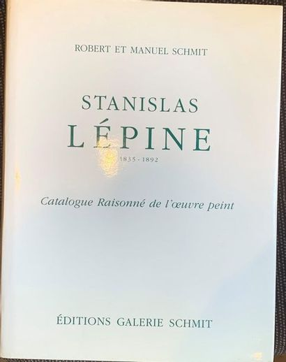 Stanislas LEPINE - Robert et Manuel Schmit,...