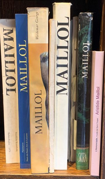 Aristide MAILLOL - Waldemar George, Maillol,...