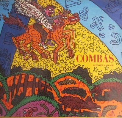 ROBERT COMBAS - Bernard Marcadé : Combas,...