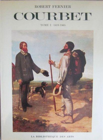 Gustave COURBET - Robert Fernier, La vie...
