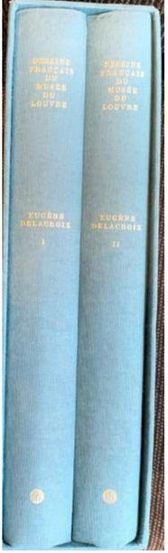 Eugène DELACROIX- Maurice Serullaz, Inventaire...
