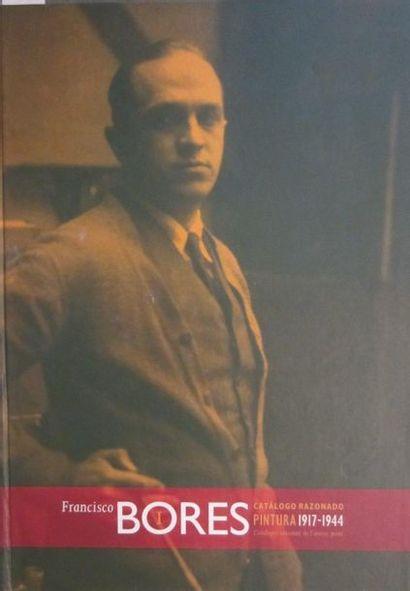 Francisco BORES- Francisco Bores. Catalogue...